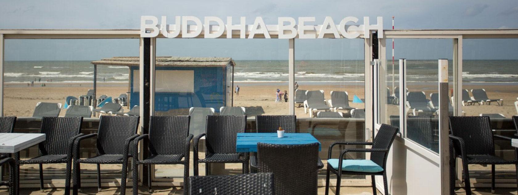 Buddha Beach Strandtent Zandvoort Beachforamsterdam